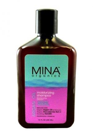 Mina Organics Moisturizing Shampoo 0407100