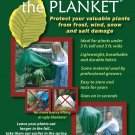 The Planket Plant Frost Protection Cove (8 ft Round)