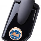 Safepocket New York Mets Wallet with Money Clip
