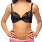 JoeyBra- Pocketed Fashion Bra, Snow Leopard, 34 B