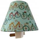 RD Shady- Bicycle Night Light