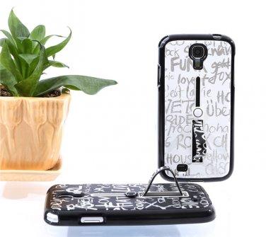 Pushring Galaxy S4 Gel Silicone Phone Case, White