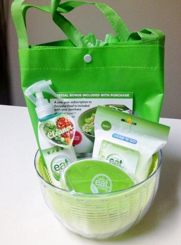 Eat Cleaner Gift Basket