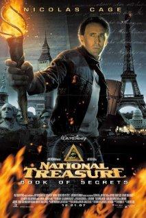 National Treasure 2 book of Secrets blu-ray