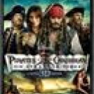 PIRATES OF THE CARIBBEAN ON STRANGER TIDES.. Blu-ray/DVD combo NEW