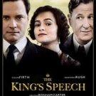 THE KING'S SPEECH DVD NEW !