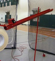 First Pitch Pitching Machine Ball Feeder