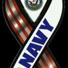 U.S. Navy Ribbon Magnet