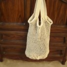 Market Bag Tote Crocheted