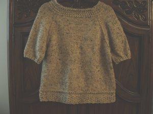 Ingenue Knit Sweater Oatmeal Wool