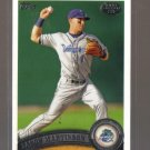 2011 Topps Pro Debut  #18  JASON MARTINSON   Nationals