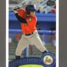 2011 Topps Pro Debut  #41  ADALBERTO SANTOS   Pirates