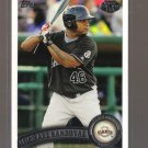 2011 Topps Pro Debut  #59  MICHAEL SANDOVAL    Giants