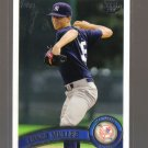 2011 Topps Pro Debut  #69  CONOR MULLEE   Yankees