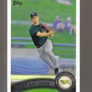 2011 Topps Pro Debut  #77  MATT DAVIDSON    Diamondbacks