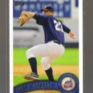 2011 Topps Pro Debut  #79  CODY SCARPETTA   Brewers
