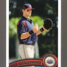 2011 Topps Pro Debut  #123  WILL MIDDLEBROOKS   Red Sox