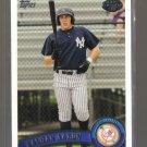 2011 Topps Pro Debut  #157  NATHAN AARON   Yankees