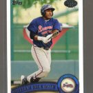 2011 Topps Pro Debut  #167  WILLIAM BECKWITH   Braves