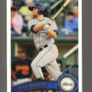 2011 Topps Pro Debut  #187  WES HODGES   Indians