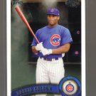 2011 Topps Pro Debut  #199  REGGIE GOLDEN    Cubs