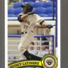 2011 Topps Pro Debut  #204  QUINCY LATIMORE   Pirates