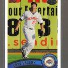 2011 Topps Pro Debut  #205  CORY VAUGHN   Mets
