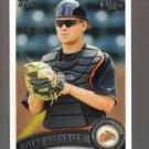 2011 Topps Pro Debut  #217  RILEY HORNBACK   Orioles
