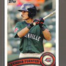 2011 Topps Pro Debut  #220  REYMOND FUENTES   Red Sox