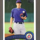 2011 Topps Pro Debut  #222  HUNTER ACKERMAN   Cubs