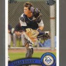 2011 Topps Pro Debut  #276  LUCAS BAILEY    Rays
