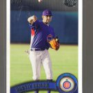 2011 Topps Pro Debut  #321  DUSTIN GEIGER   Cubs