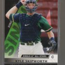 2011 Topps Pro Debut Single-A All Stars  #5  KYLE SKIPWORTH   Marlins