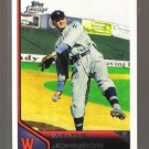 2011 Topps Lineage  #16  WALTER JOHNSON   Senators