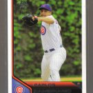 2011 Topps Lineage  #23  CARLOS ZAMBRANO   Cubs