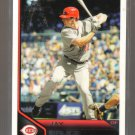 2011 Topps Lineage  #44  JAY BRUCE   Reds