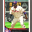 2011 Topps Lineage  #45  RYAN HOWARD   Phillies