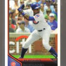 2011 Topps Lineage  #54  ALFONSO SORIANO   Cubs