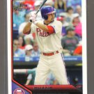 2011 Topps Lineage  #56  SHANE VICTORINO   Phillies