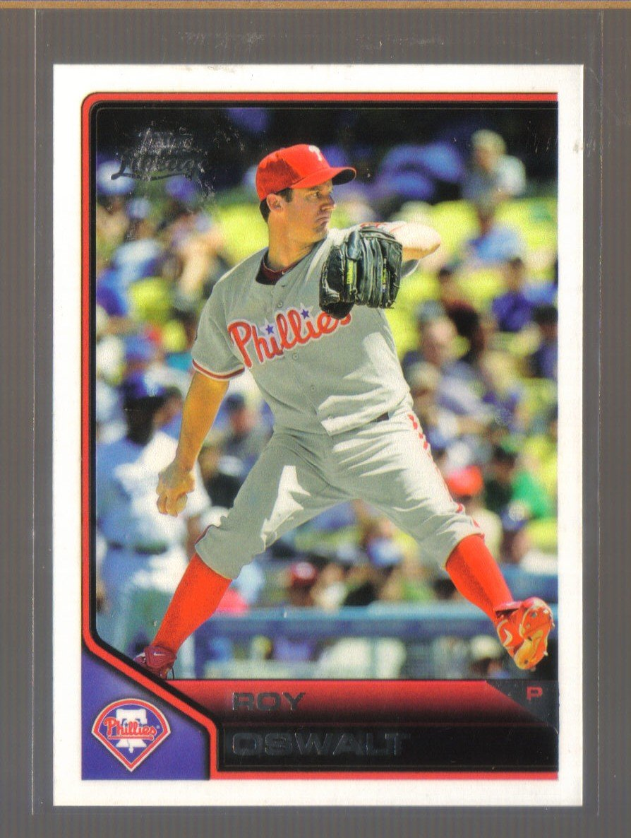 2011 Topps Lineage  #93  ROY OSWALT   Phillies