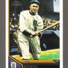 2011 Topps Lineage  #105  TY COBB   Tigers