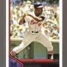 2011 Topps Lineage  #108  HANK AARON   Braves