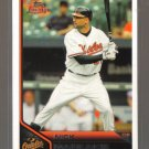 2011 Topps Lineage  #132  NICK MARKAKIS   Orioles