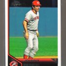 2011 Topps Lineage  #137  JOHNNY BENCH   Reds