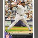 2011 Topps Lineage  #175  C.C. SABATHIA   Yankees
