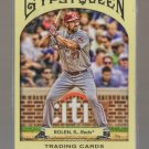 2011 Topps Gypsy Queen  #9  SCOTT ROLEN   Reds