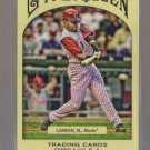 2011 Topps Gypsy Queen  #22  BARRY LARKIN   Reds