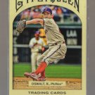 2011 Topps Gypsy Queen  #27  ROY OSWALT   Phillies