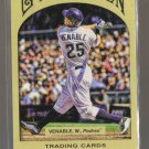 2011 Topps Gypsy Queen  #130  WILL VENABLE   Padres