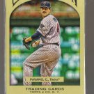 2011 Topps Gypsy Queen  #143  CARL PAVANO   Twins